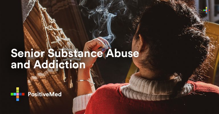 Senior Substance Abuse and Addiction