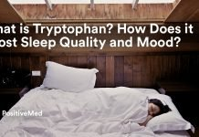 What is Tryptophan How Does it Boost Sleep Quality and Mood