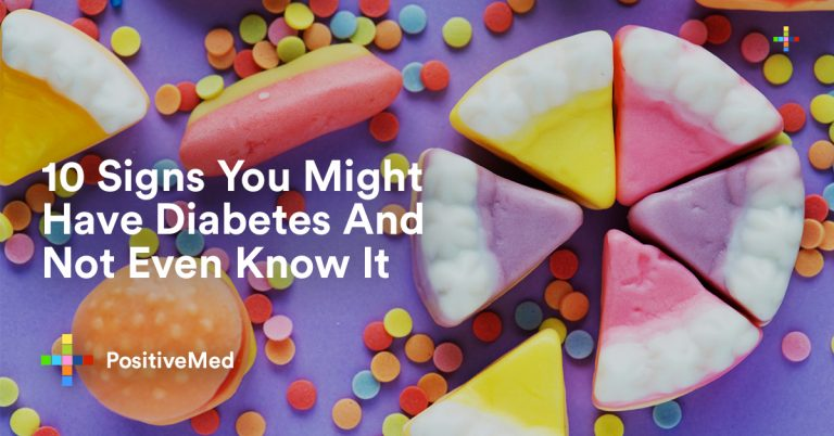 10 Signs You Might Have Diabetes And Not Even Know It