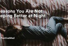 5 Reasons You Are Not Sleeping Better at Night