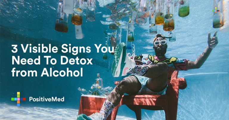 3 Visible Signs You Need To Detox from Alcohol