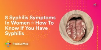 8 Syphilis Symptoms In Women - How To Know If You Have Syphilis