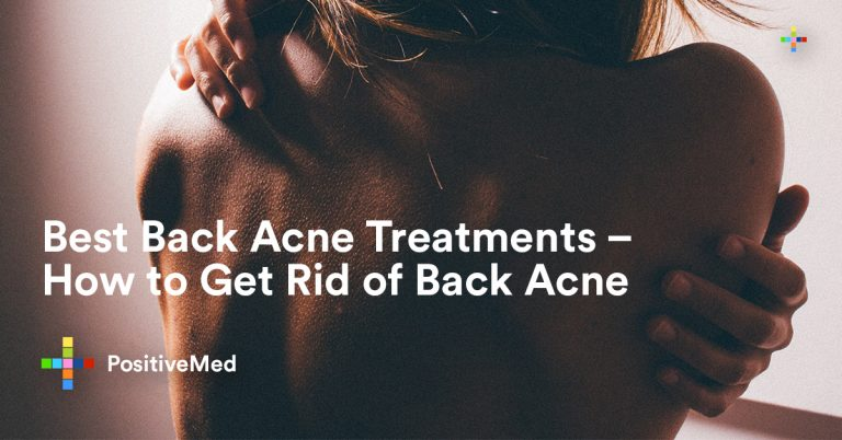 Best Back Acne Treatments: How to Get Rid of Back Acne