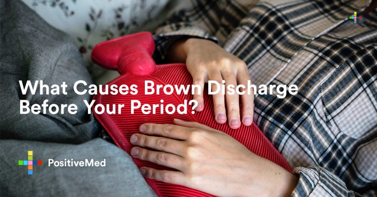 What Causes Brown Discharge Before Your Period?