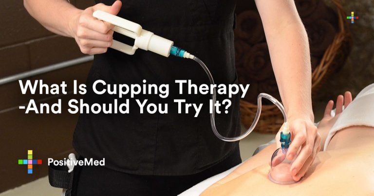 What Is Cupping Therapy-And Should You Try It?