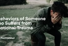 8 Behaviors of Someone Who Suffers from Emotional Trauma