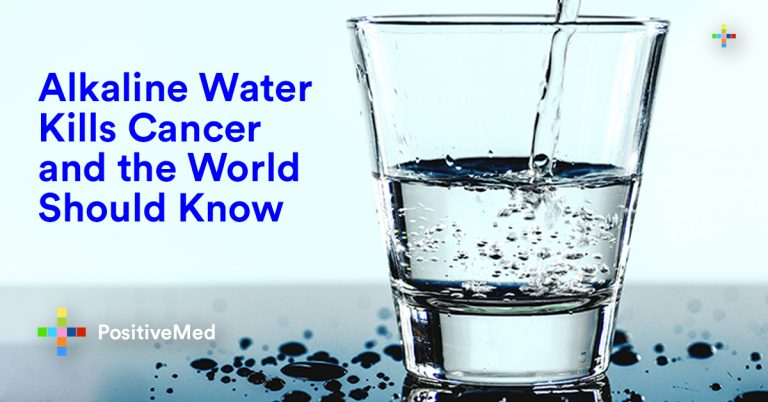 Alkaline Water Kills Cancer and the World Should Know About It