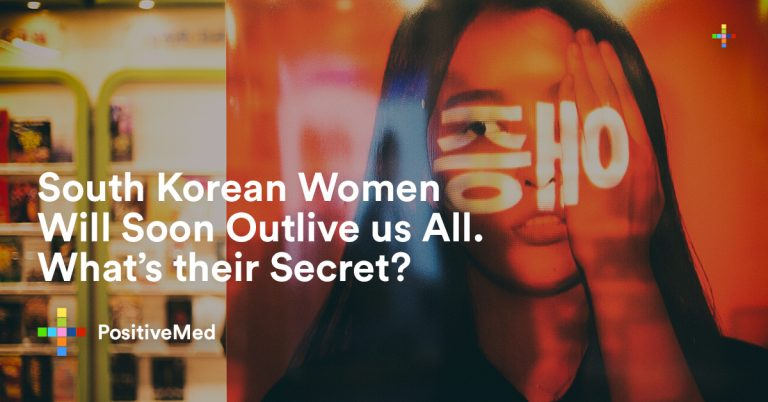 The Secret To South Korean's Women Long Life Expectancy