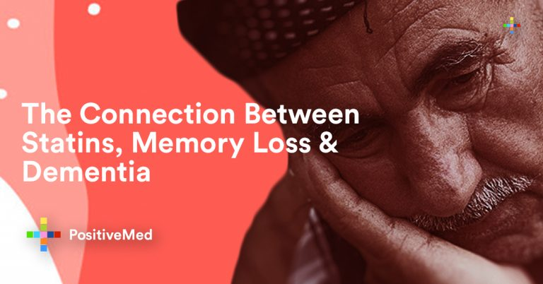 The Connection Between Statins, Memory Loss & Dementia