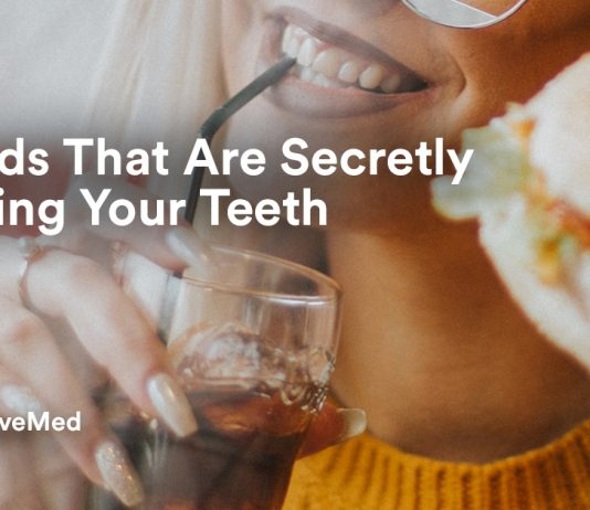 7 Foods That Are Secretly Staining Your Teeth