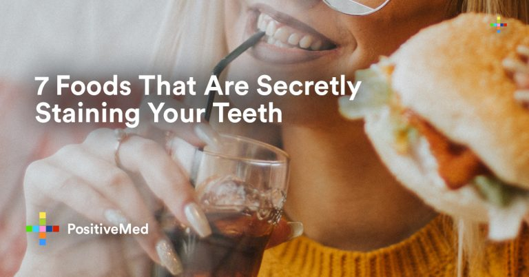7 Foods That Are Secretly Staining Your Teeth!