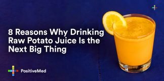8 Reasons Why Drinking Raw Potato Juice Is the Next Big Thing