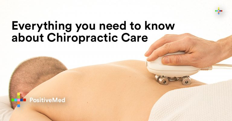 Everything you need to know about Chiropractic Care