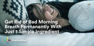Get Rid of Bad Morning Breath Permanently With Just 1 Simple Ingredient