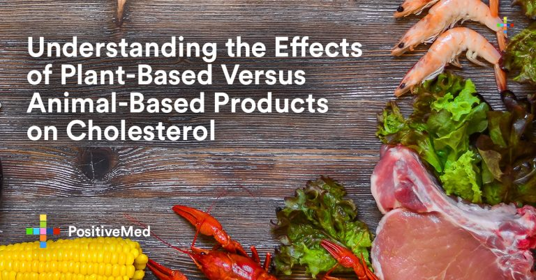Understanding the Effects of Plant-Based Versus Animal-Based Products on Cholesterol