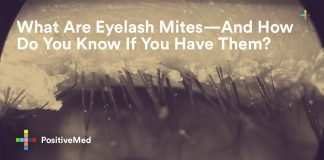What Are Eyelash Mites—And How Do You Know If You Have Them