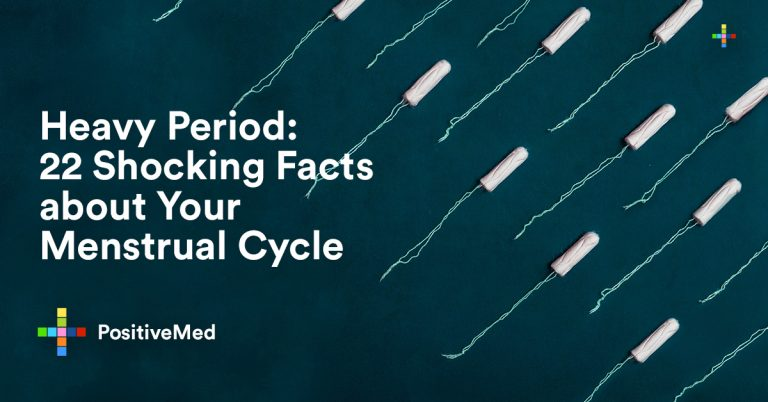 Heavy Period: Shocking Facts about Your Menstrual Cycle
