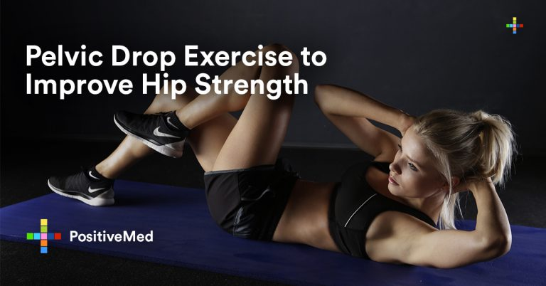 Pelvic Drop Exercise to Improve Hip Strength