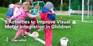 5 Activities to Improve Visual Motor Integration in Children