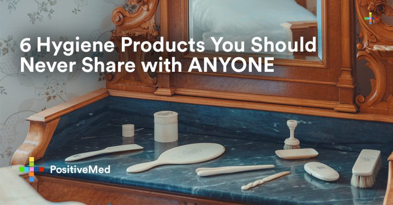 6 Hygiene Products You Should Never Share with ANYONE