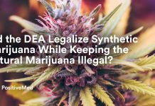 Did the DEA Legalize Synthetic Marijuana While Keeping the Natural Marijuana Illegal