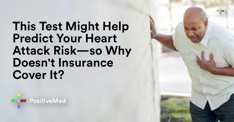 This Test Might Help Predict Your Heart Attack Risk—so Why Doesn't Insurance Cover It?