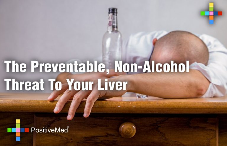 The Preventable, Non-Alcohol Threat To Your Liver