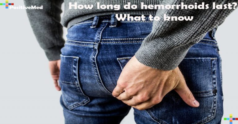 How Long Do Hemorrhoids Last? What To Know