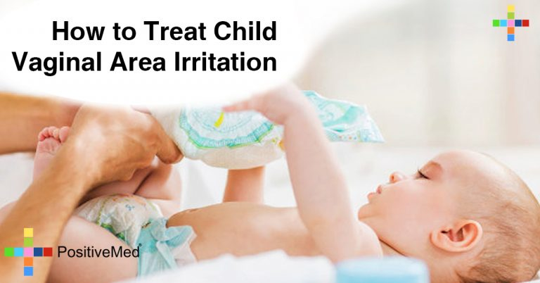 How to Treat Child Vaginal Area Irritation
