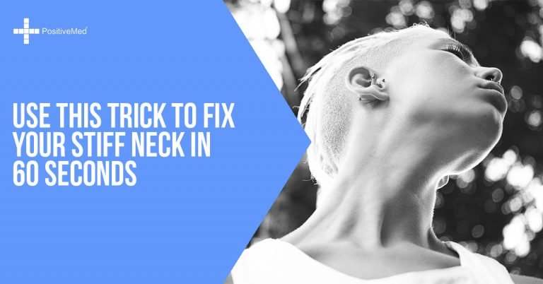 Use This TRICK to Fix Your Stiff Neck in 60 Seconds