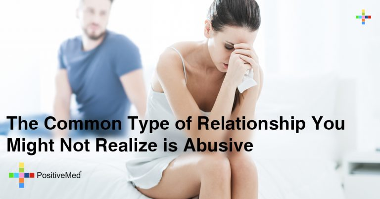 The Common Type of Relationship You Might Not Realize is Abusive