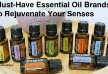 Must-Have Essential Oil Brands to Rejuvenate Your Senses