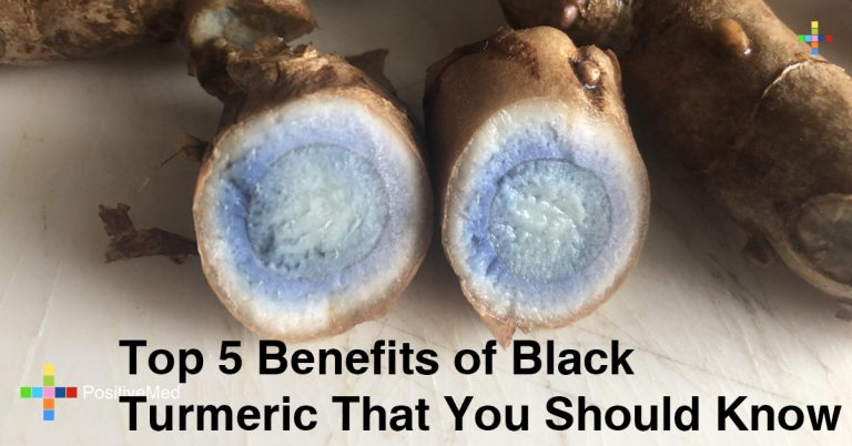 Top 5 Benefits of Black Turmeric That You Should Know