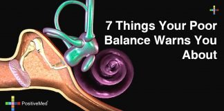 7 Things Your Poor Balance Warns You About