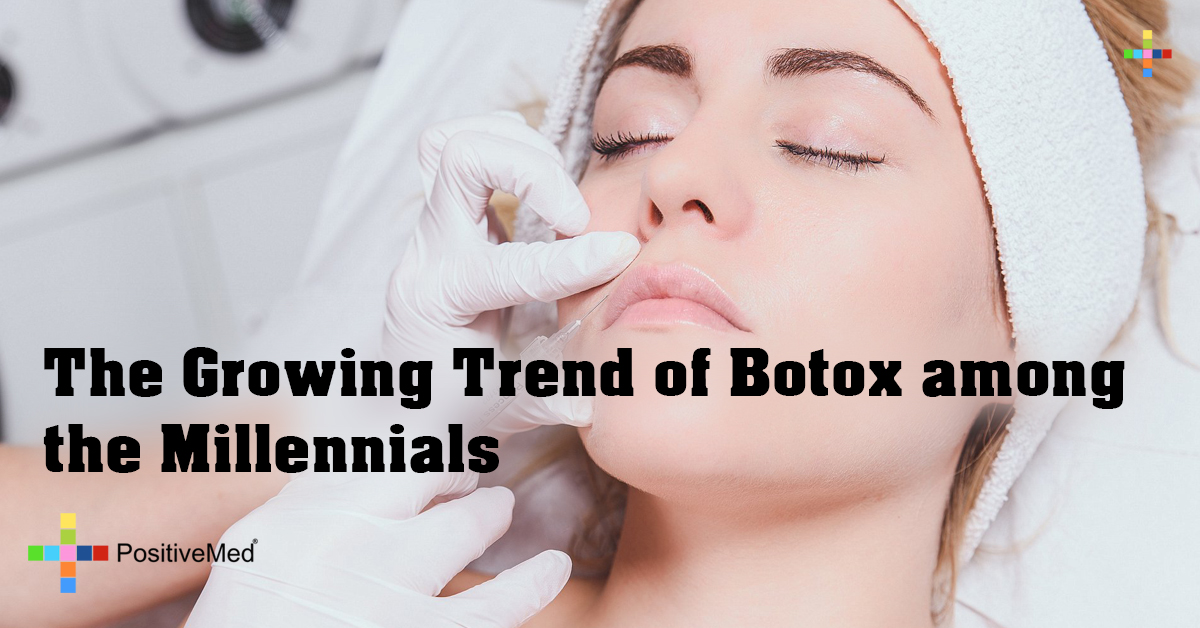 The Growing Trend of Botox among the Millennials