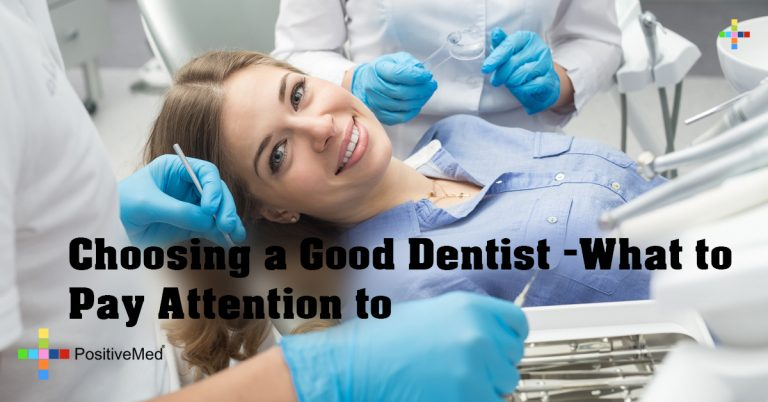 Choosing a Good Dentist – What to Pay Attention to