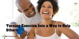 Turning Exercise Into a Way to Help Others