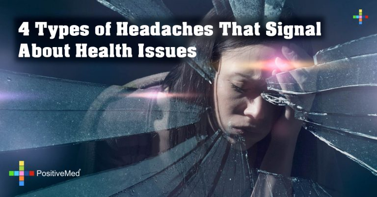 4 Types of Headaches That Signal About Health Issues