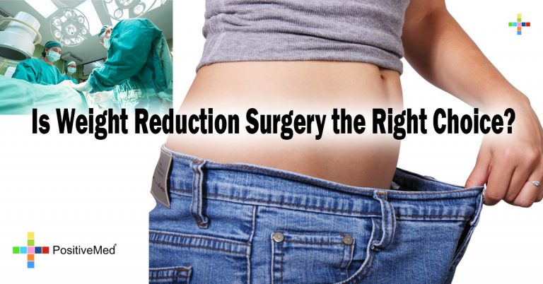 Is Weight Reduction Surgery the Right Choice?
