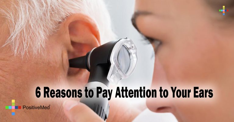 6 Reasons to Pay Attention to Your Ears
