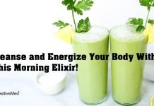 Cleanse and Energize Your Body With This Morning Elixir!