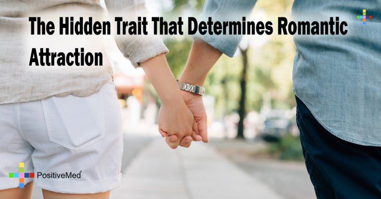 The Hidden Trait That Determines Romantic Attraction