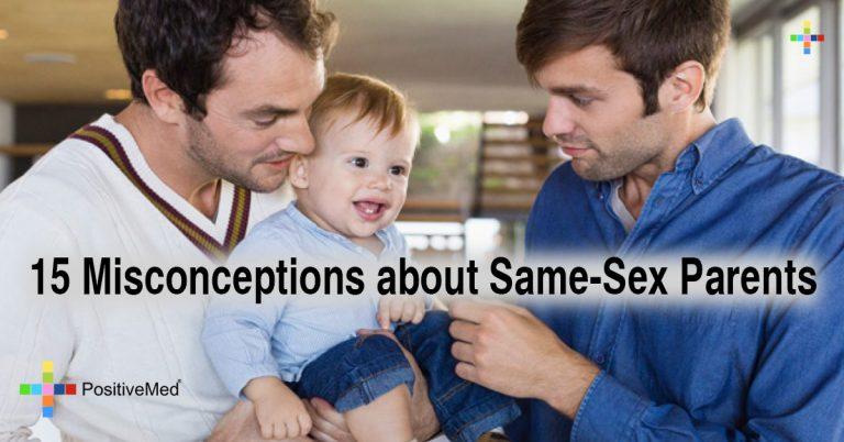 15 Misconceptions about Same-Sex Parents