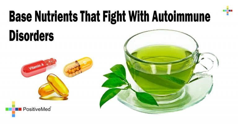 Base Nutrients That Fight With Autoimmune Disorders