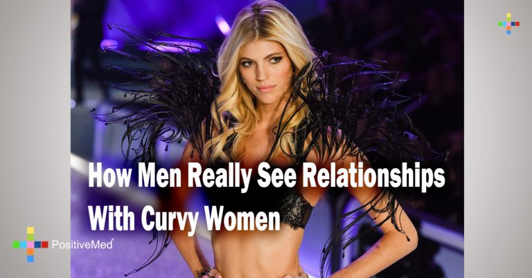 How Men Really See Relationships With Curvy Women