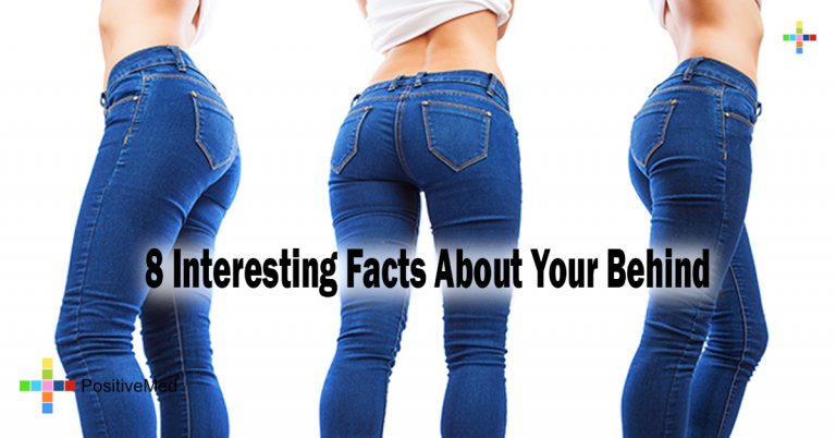 8 Interesting Facts About Your Behind