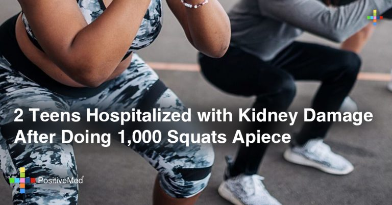 2 Teens Hospitalized with Kidney Damage After Doing 1,000 Squats