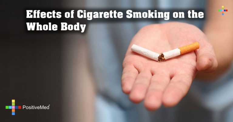 Effects of Cigarette Smoking on the Whole Body