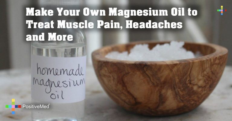 Make Your Own Magnesium Oil to Treat Muscle Pain, Headaches and More