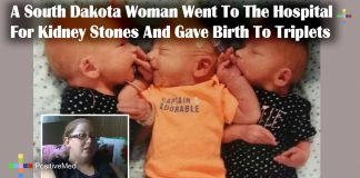 A South Dakota Woman Went To The Hospital For Kidney Stones And Gave Birth To Triplets